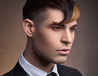 "NAHA ""Men's Editorial/Men's Hairstylist of the Year"""