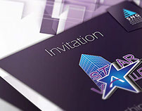 Invitation Card Design - Star Valley Buildhome Pvt. Ltd