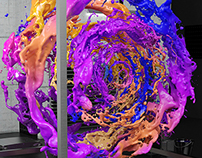 Liquid Sound Sculpture