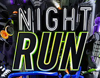 Night Run Twist - Advertisement