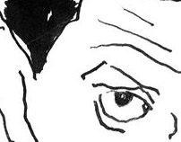 caricature //schiele_jackson