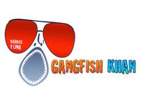GangFish Khan - Family Fishing Derby Logo