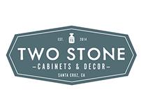 Two Stone Branding & Identity