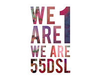 WE ARE 1 WE ARE 55DSL