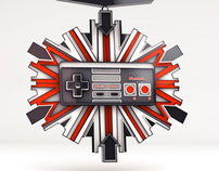 Nintendo Veteran Medal