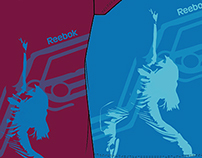 Reebok - Fitness Convergence Graphic Tees