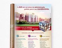 Campanha JUA - ADM de Condomínios