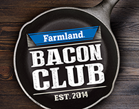FARMLAND BACON CLUB: digital campaign & CRM program