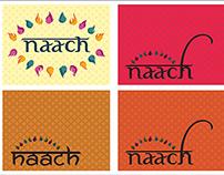 Logo Design - Indian Dance Trainers