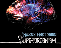 Mickey Hart Band: CD Packaging