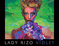 Lady Rizo: CD Packaging