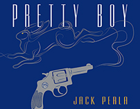 "Jack Perla's ""Pretty Boy"" CD Packaging"