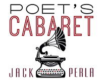 "Jack Perla's ""Poet's Cabaret"" CD Packaging"