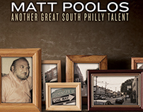 Matt Poolos CD Design