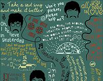 Doodle - The Beatles