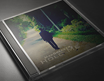 "Cover to music single ""Hold Me"" by MaxBreaker."