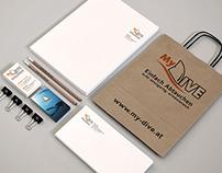 Corporate Design |MyDive