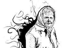 Bocetos/Sketch