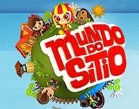 """Mundo do Sítio"" / Editora Globo"