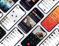 10 Amazing Mobile UI Kit Designs for Inspiration #1