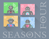 Robot Four Seasons