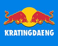 Krating Daeng Rebranding Campaign
