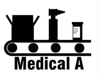 Medical A Logo Package