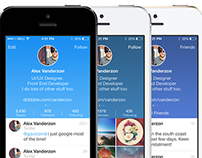 One App - Sneak Peek (Profiles)