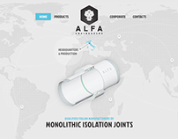 Alfa Engineering :: website