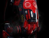 Combat Cyborg