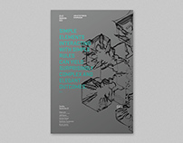Architectonic Symposium Poster Series