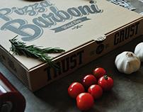 Pizza Barboni Brand Identity