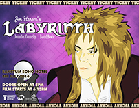 Labyrinth Charity Film Screening Tickets