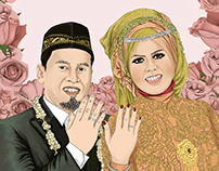 Wedding Ilustration