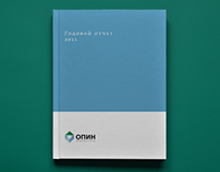 Opin, annual report 2011