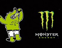 Monster Ads