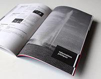 """Brochure """"Un été, une ville, une langue"""""""