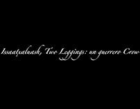 "Presentación de ""Two Leggings un guerrero Crow"""