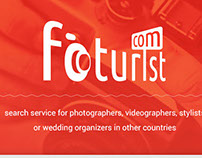 FOTURIST: search service in different countries