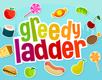 Greedy Ladder - mobile game for charity