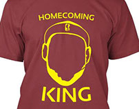 SoundTastic - Homecoming King Shirt