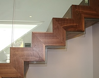 Dutch House Contemporary Design Staircase