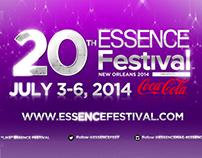 Essence Festival 2014 TV Spot