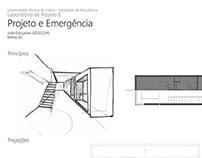 Projecto e Emergência — Protótipo