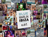 Blue Marlin Ibiza UAE Season 2013/2014 Video Collage