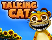 Talking Cat Toby
