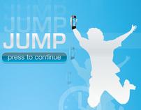 Iphone Jump Application
