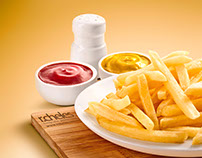 Fries Potato - Batatas Fritas - Papas Fritas