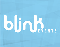 Blink Events branding