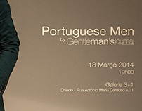 Save the date — Portuguese Men by GJ